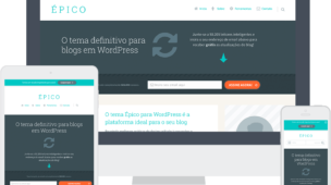 tema epico wordpress